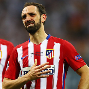 Juanfran earned a  million dollar salary - leaving the net worth at 25 million in 2018