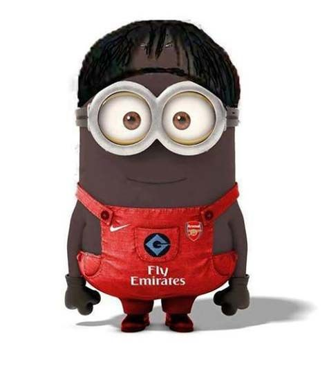 gervinho minion