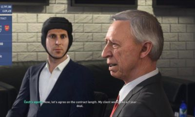 petr cech fifa 19 negotiations career mode
