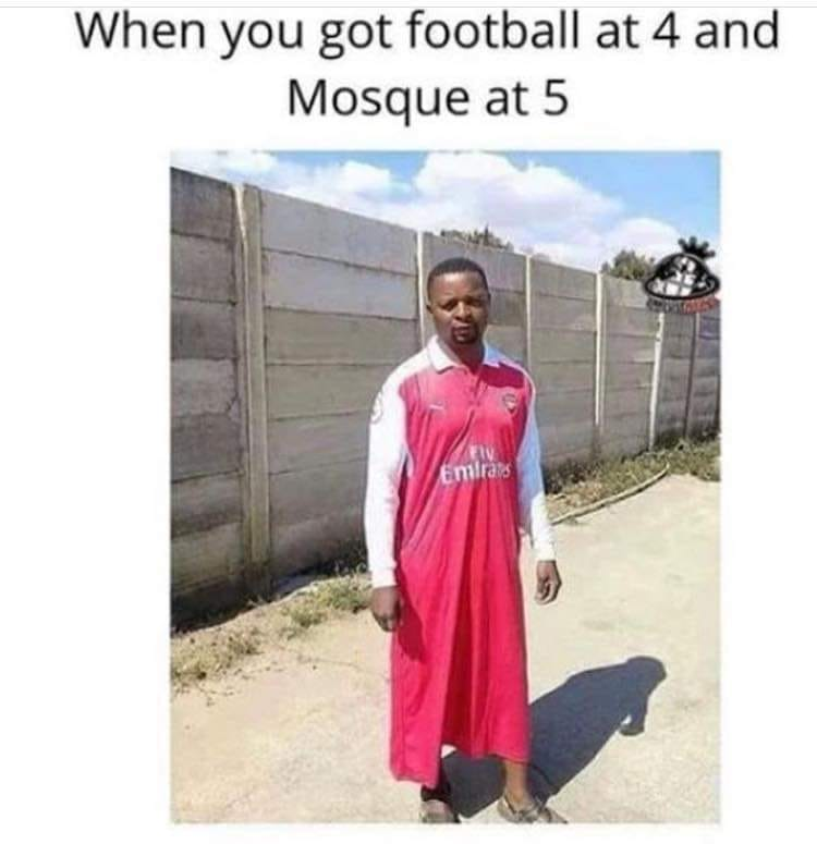 arsenal mosque kit