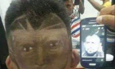 arturo vidal hair