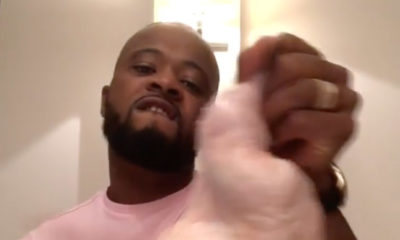 patrice evra licks raw turkey