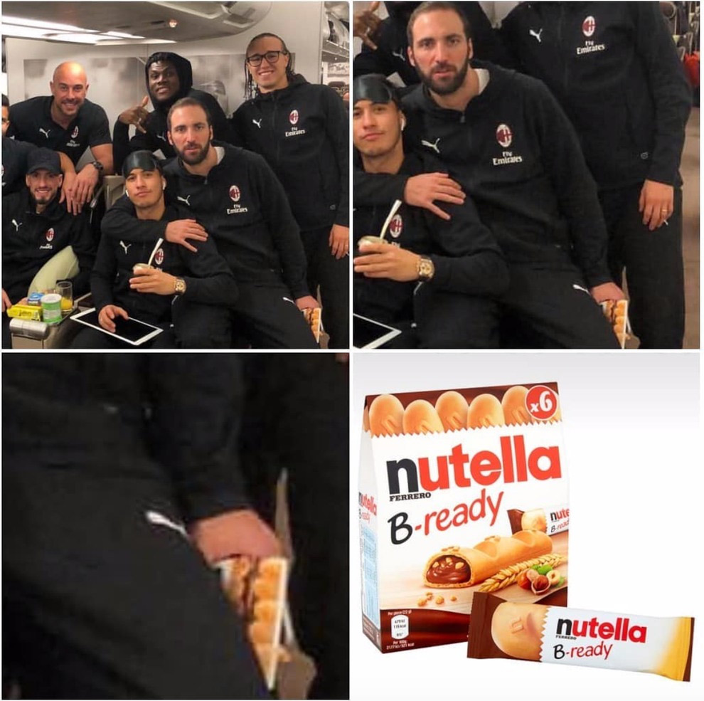 higuain nutella b-ready