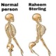 raheem sterling skeleton